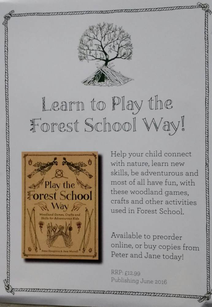 The Forest School Book